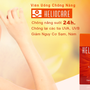 Viên uống chống nắng Heliocare Oral