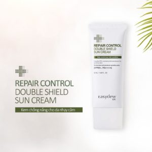Kem chống nắng Easydew Ex Repair Control Double Shield Sun Cream