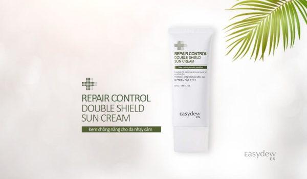 Kem chống nắng Easydew Ex Repair Control Double Shield Sun Cream