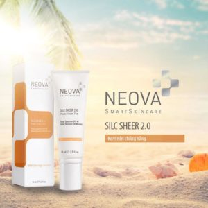 Neova DNA Damage Control Active Silc Sheer 2.0 SPF 40