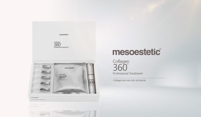 Mesoestetic Collagen 360 Professional Pack