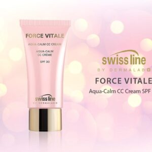 Swissline Force Vitale Aqua Calm CC Cream SPF30