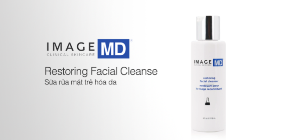 Image MD Restoring Facial Cleanse