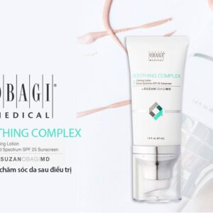 Suzanobagimd Soothing Complex Calming Lotion Broad Spectrum SPF25