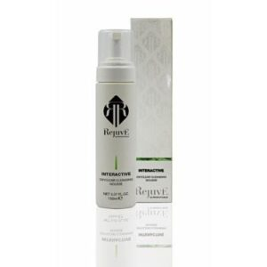 Rejuve Interactive Oxyclear Cleansing Mousse